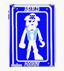 DISABLED MOORING iPad Case/Skin