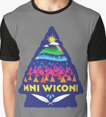Mni Wiconi Shirt Graphic T-Shirt