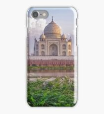 Taj Mahal from Mehtab Bagh iPhone Case/Skin