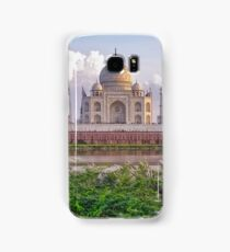 Taj Mahal from Mehtab Bagh Samsung Galaxy Case/Skin