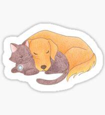 Dog!Avengers04 Sticker