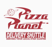 Pizza Planet Delivery Shirt | Unisex T-Shirt