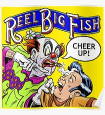Póster Cheer Up Reel Big Fish