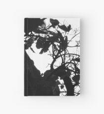 Heide Tree  Hardcover Journal