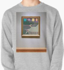 woman by road (in museum) T-Shirt