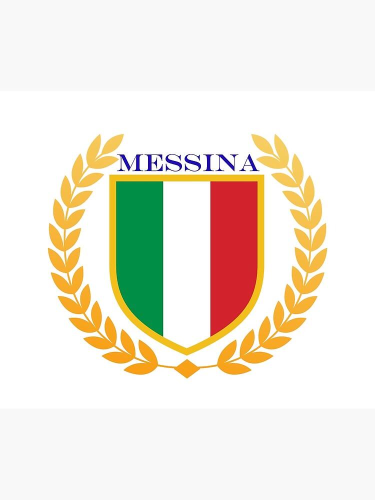 Messina Italy by ItaliaStore