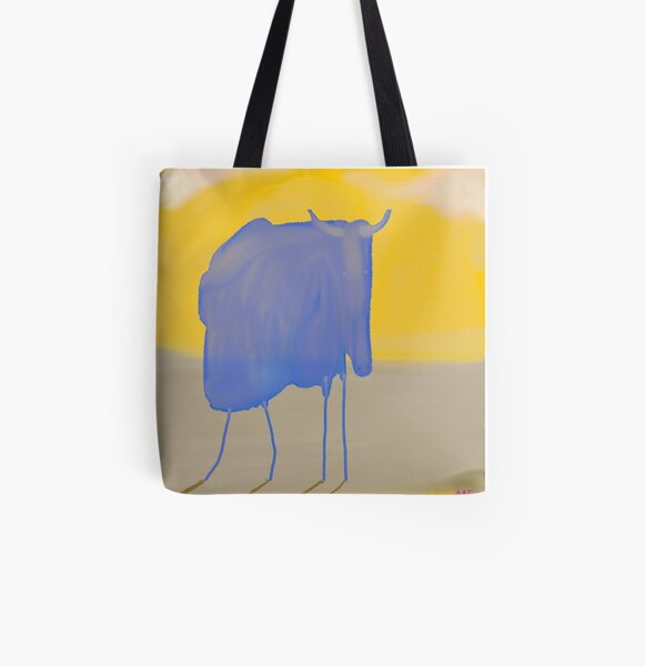 Its too hot for transparent Bizons  here All Over Print Tote Bag