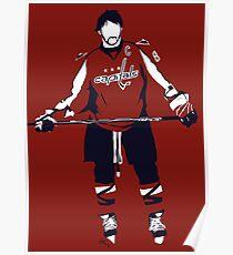Alexander Ovechkin - Washington Capitals Poster