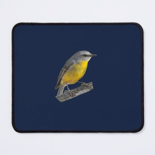 Eastern Yellow Robin 2 Mouse Pad