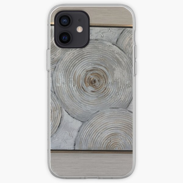 Art Picture Frame iPhone Soft Case