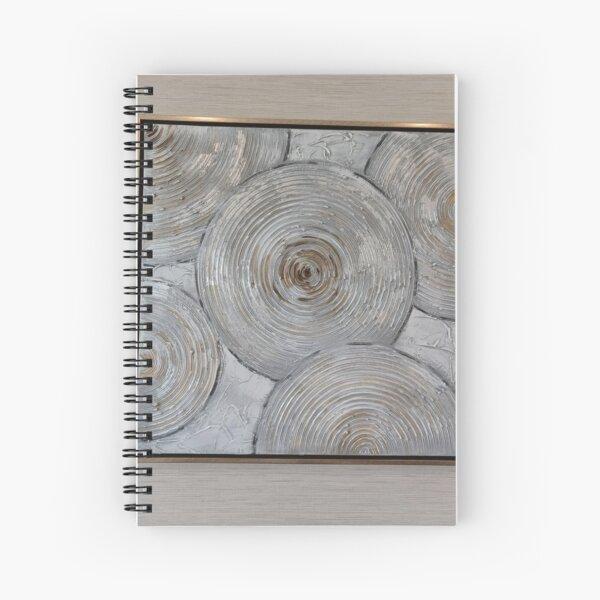Art Picture Frame Spiral Notebook