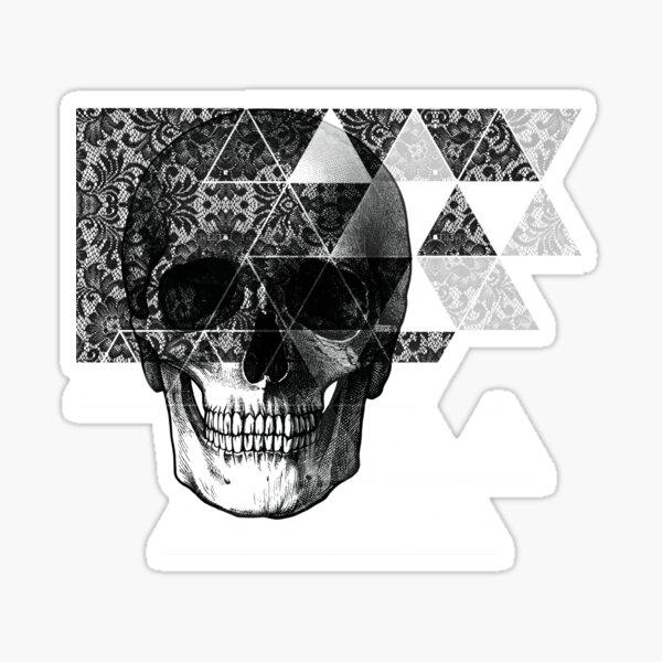 Dias de Los Geomuertos Sticker