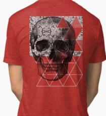 Dias de Los Geomuertos Tri-blend T-Shirt