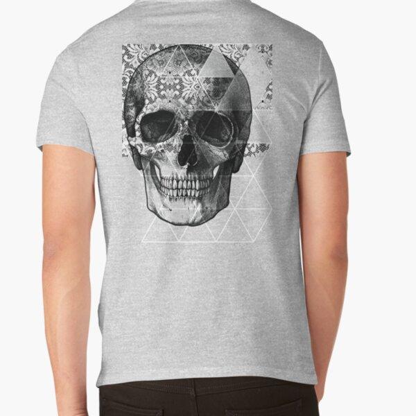 Dias de Los Geomuertos V-Neck T-Shirt