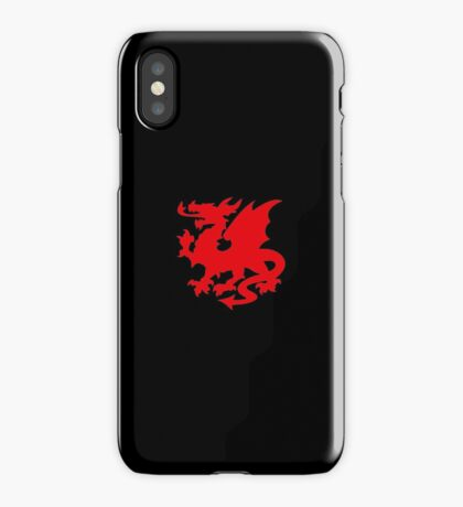 Red Dragon VRS2 iPhone Case/Skin