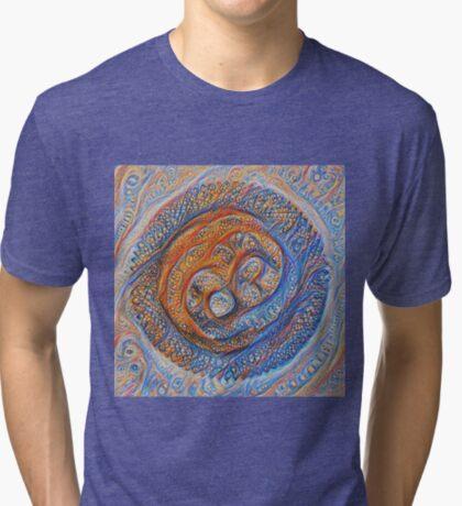 Orbits #DeepDream Tri-blend T-Shirt