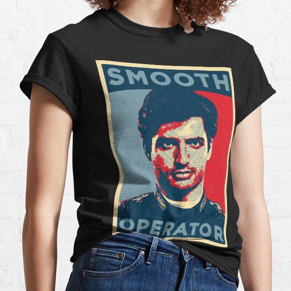 Carlos Sainz Smooth Operator Classic T-Shirt