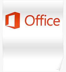 microsoft office 365 poster