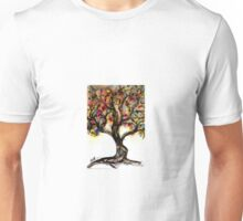 Rainbow Tree by 'Donna Williams' Unisex T-Shirt