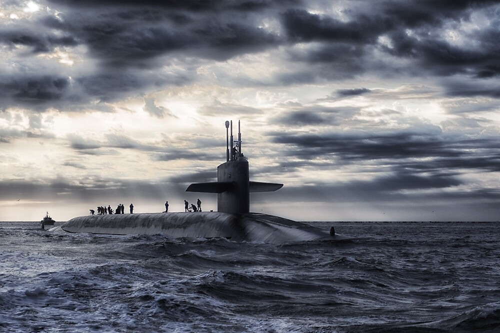 Submarine by WeAreDesign