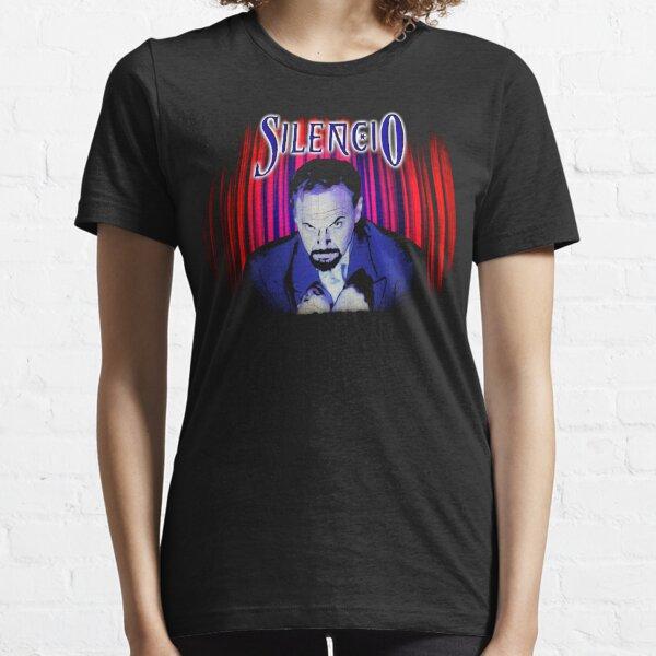 David Lynch Mulholland Drive Silencio T-Shirt Essential T-Shirt