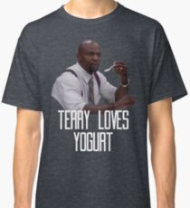 Brooklyn Nine-nine - Terry Classic T-Shirt