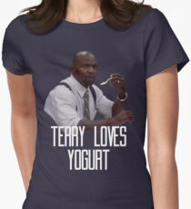 Brooklyn Nine-nine - Terry Women's Fitted T-Shirt
