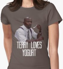 Brooklyn Nine-nine - Terry Womens Fitted T-Shirt