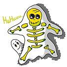 Skelettgespenst von UHGrafik