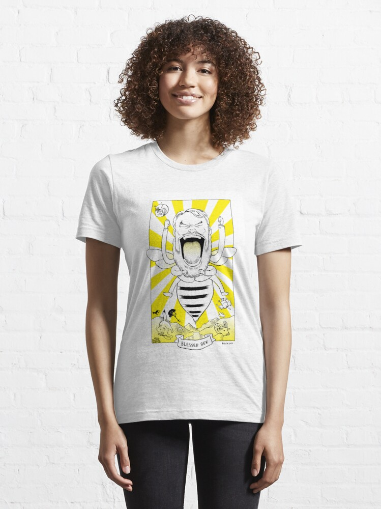 Alternate view of Brian Blessed - Blessed Bee! Essential T-Shirt