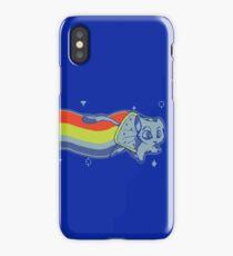 Cute Nyan's Cat  iPhone Case/Skin