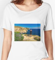 Location scouting Women's Relaxed Fit T-Shirt