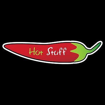 Hot Stuff Chilli by chunkymonkey
