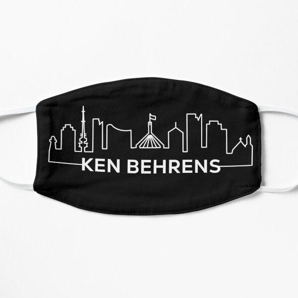ACT ken behrens canberrans Flat Mask