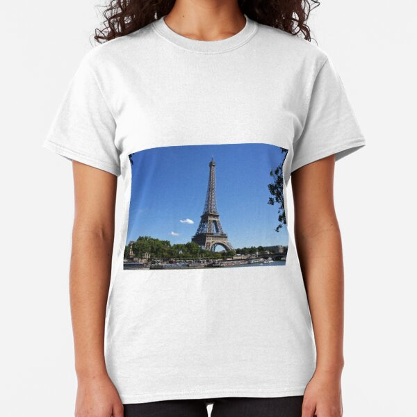 Eiffel Tower Classic T-Shirt