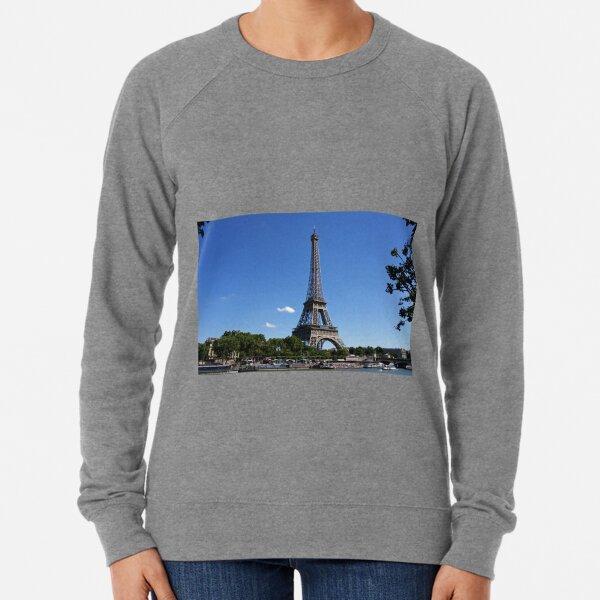 Eiffel Tower Lightweight Sweatshirt