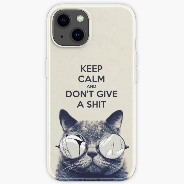 This Cat Rocks! iPhone Soft Case