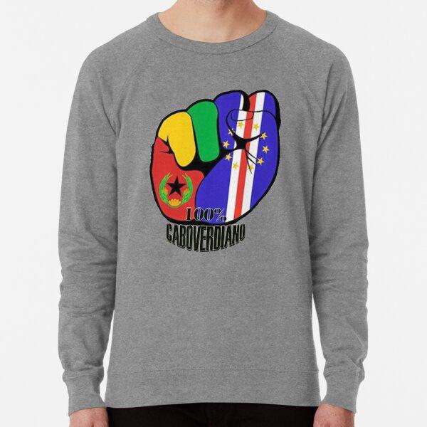 100% caboverdiano Lightweight Sweatshirt