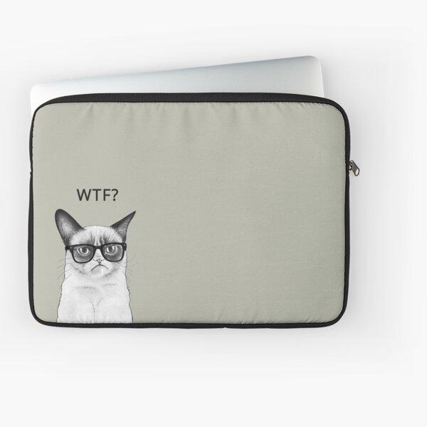WTF? Laptop Sleeve