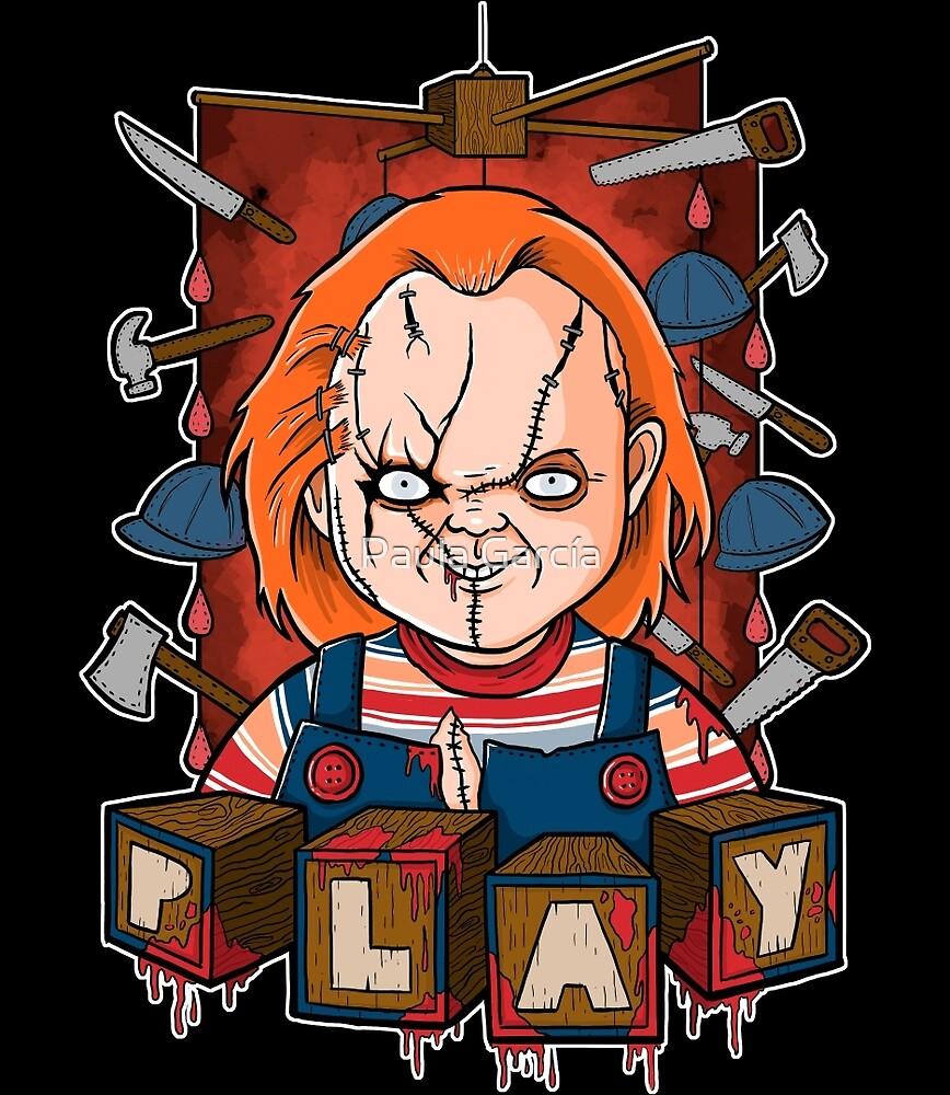 «Let's play» de Paula García