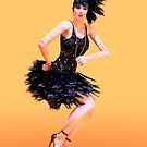 Flapper Dancing by Vac1