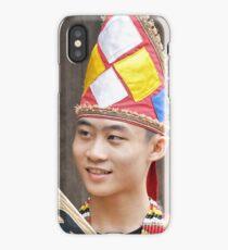 Bornean Man iPhone Case/Skin