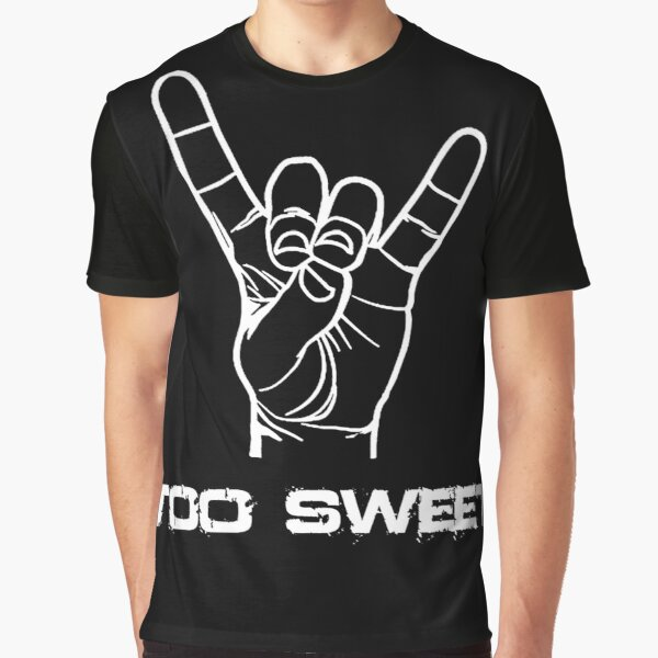 Too Sweet Graphic T-Shirt