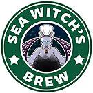 «Cerveza de bruja del mar» de foulemilch