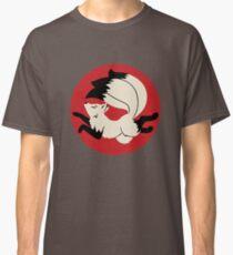 Three-Tailed Kitsune Classic T-Shirt