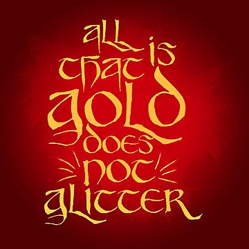 All That Is Gold Does Not Glitter by KitsuneDesigns