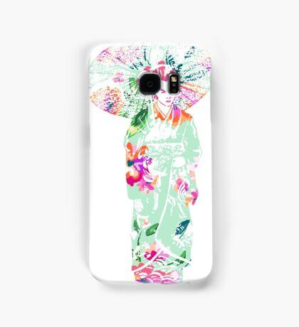 geisha 01-3 Samsung Galaxy Case/Skin
