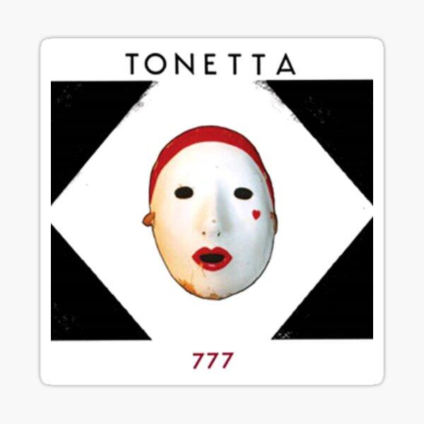 Tonetta - 777 Album Design Sticker