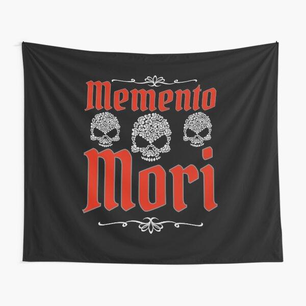 Memento Mori MMMCMXCIX variation I Tapestry