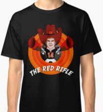 The Red Rifle Classic T-Shirt